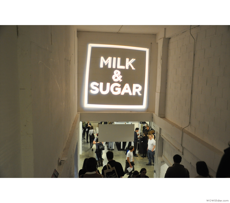 Also downstairs, the Milk & Sugar lifestyle zone is still there.