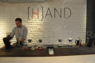However, the main draw is the coffee and the excellent pour-over bar.