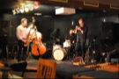 Finally, it was time to sit back and enjoy the jazz quartet who entertained us for an hour