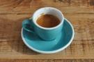 On my return in March 2017, I had the guest espresso (an Ethiopian single-origin).