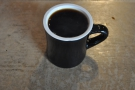 I rounded off my visit with a pour-over of the Sidama Hirmate single-origin, served in a mug.
