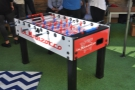 ... and the infamous table football!