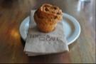 ... and my excellent cinnamon bun :-)