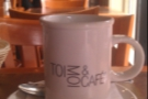 The best thing I can say about the coffee that came with it was that I liked the mug...