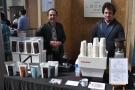 I'll leave you with two men & their coffee. In this case, Jamie & Ross of Luckie Beans.