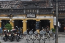 In Hoi An's French Quarter, on the northern side of Phan Bội Châu, stands this beauty...
