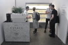 At this year's Coffee Festival, I met two pioneering dairy suppliers. First, The Estate Dairy.