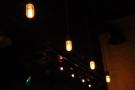 Despite lots of windows upstairs, Yorks has plenty of lights.