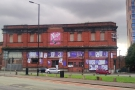 Opposite the back of Manchester Piccadilly Station is the old Mayfield Station...