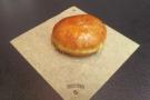 Naturally enough, I also had a doughnut, a crème brûlée one.