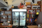 Talking of the back of the store, this is given over to retail space.