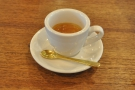 I'll leave you with my espresso, a lovely shot (in both senses of the word).