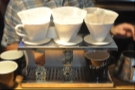 For me the highlight was the brew bar, which was in almost constant use.