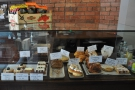 A range of cakes and pastries greet you as you enter, although there's a lot more to...
