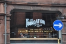 Just in case you were wondering, yes it is the Foundation Coffee House.