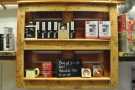 You can buy a variety of coffee-related kit.