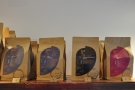 There's also a range of single-origins from house roaster, ManCoCo...