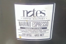 The coffee in the hopper, by the way, is exclusive to Craft.