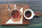 April: a beautifully-presented filter coffee at Badger & Dodo in Galway.