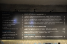 When it comes to ordering, there's a comprehensive menu on the wall behind the counter.