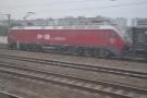Yes, it is! An old-school, locomotive-hauled passenger train!