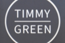 It wasn't all coffee this year. I also wrote about having dinner at Timmy Green.