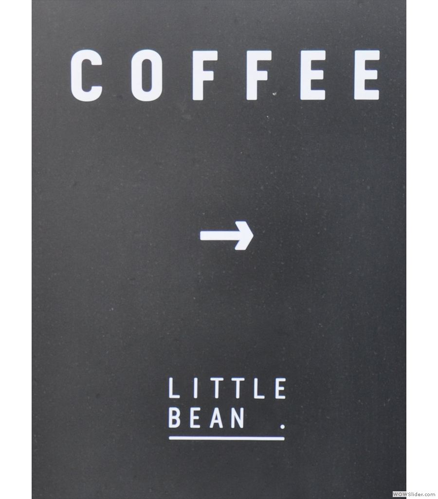 Little Bean Roastery, flying the flag for commitment to quality & excellence in Shanghai.