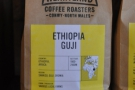 Naturally, I was after coffee. This Ethiopean Guji was on the day I was there.