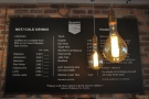 ... and the menus above, although they are hard to get a good picture of...