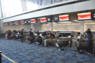 I like Pudong aiport, particularly when flying business class. I've got my own check-in area.