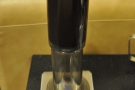 And here comes the Aeropress. I was aiming for 250g, but I'm happy with that!