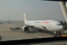 My plane for the flight home: a China Eastern Boeing 777-300ER.
