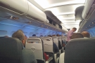 I didn't get a shot of the outside of my A321 from Manchester, so here's an interior shot.