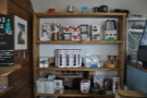 ... selling a wide range of coffee making kit as well as beans.