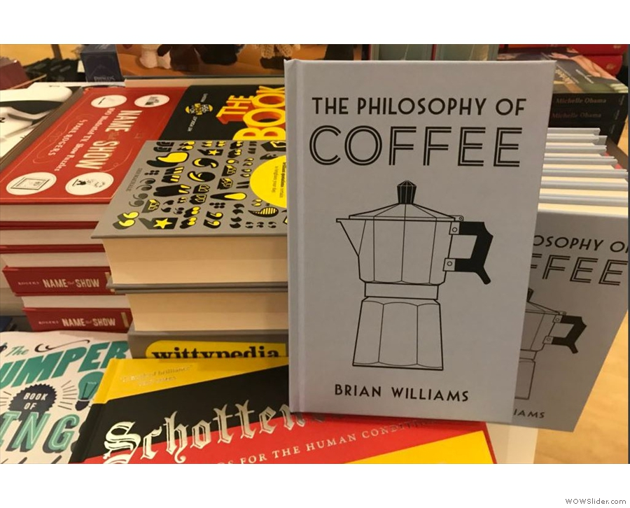 And here it is on sale in the British Library (thanks again to Bex).