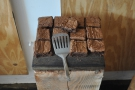 ... and the brownies.
