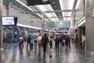 Let's go! I appreciate the long, open corridors of Miami Airport.