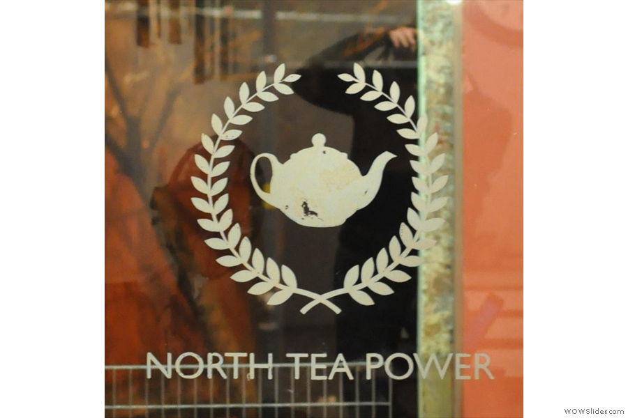 North Tea Power, which despite the name, also does fantastic coffee, was shortlisted for Best Tea Experience.