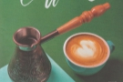 Issue 31 & the juxtaposition of traditional Arabic coffee vs the modern flat white.