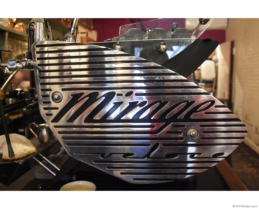 Kees van der Westen makes such handsome espresso machines, don't you think?