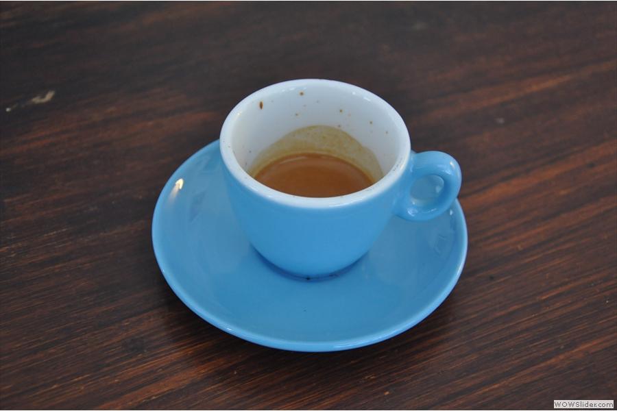 Borough Blend Coffee