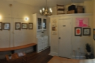 Another view of the delightful, cosy back room.