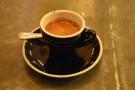 ... where I had an espresso...
