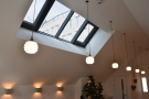 ... although while I was there, the skylight rendered them surplus to requirements!