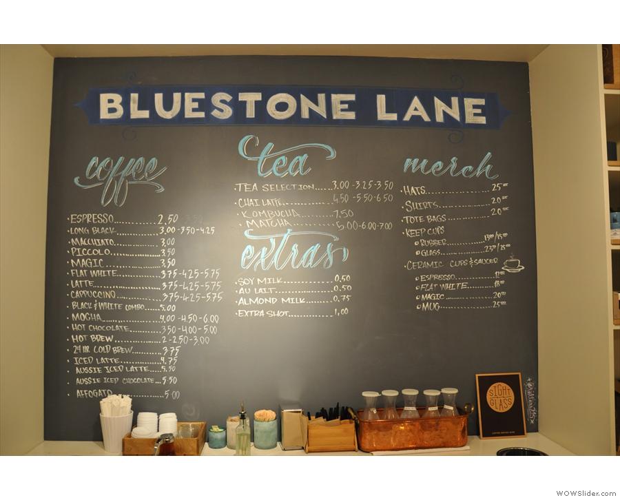 Bluestone Lane Rittenhouse Square Brian S Coffee Spot