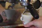 As ever, I love watching espresso extract.