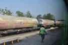 Even the tankers are pretty!