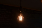 ... and hence the obligatory light bulb shot.
