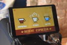 The Decent Espresso machine comes with a simple, one-touch interface for easy use.