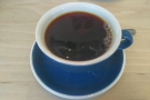 I popped over on Wednesday to try No. 4, the Bumbogo from Rwanda...